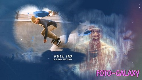 Ink Slideshow 81856 - After Effects Templates