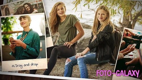 Photo Slideshow 83664 - After Effects Templates