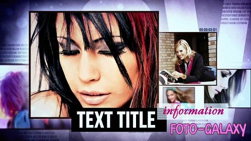 Fashion Style - Photo Gallery - After Effects Templates