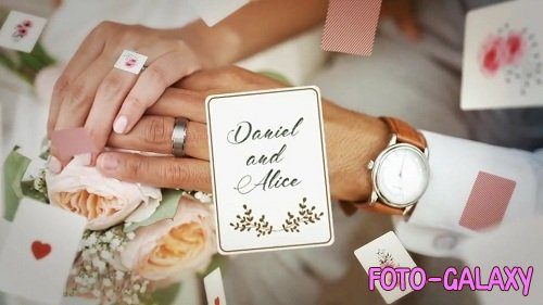 Ornamental Cards Slideshow 86919 - After Effects Templates