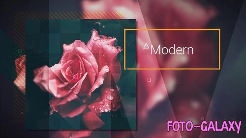 Stylish Slideshow 69921 - After Effects Templates