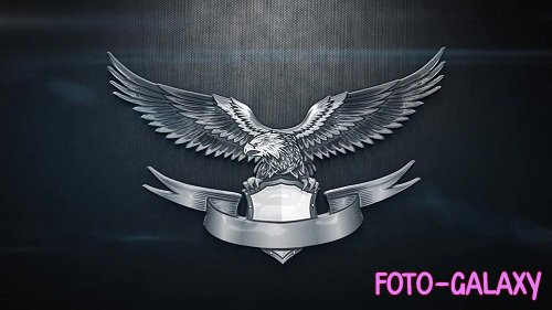 Reflection Logo Glossy 83375 - After Effects Templates