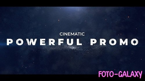 POWERFUL CINEMATIC ROCK 2510080 - After Effects Templates