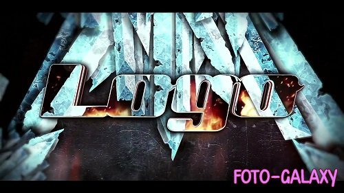Ice Fire Logo 78669 - After Effects Templates