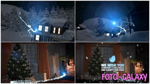 Christmas Town 19149874 - Project for After Effects (Videohive)