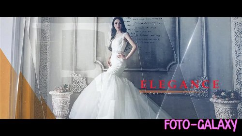 Elegance Cinematic Opener | Slideshow - Project for After Effects (Videohive)