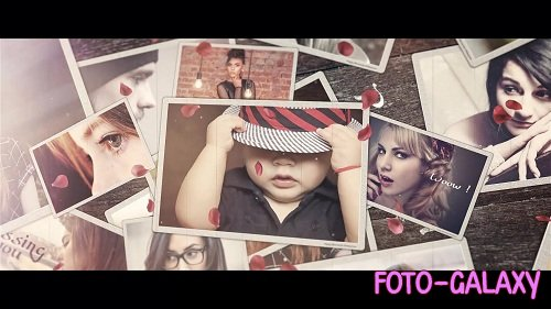 Happy Moments Slideshow 20452158 - Project for After Effects (Videohive)