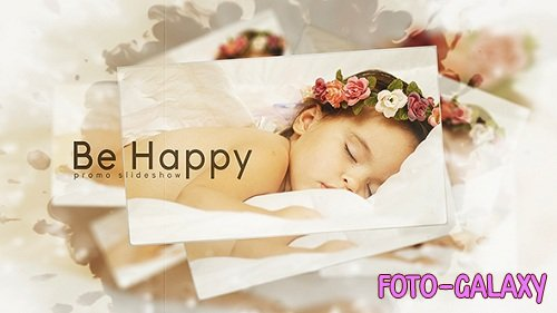 Be Happy 20714400 - Project for After Effects (Videohive)