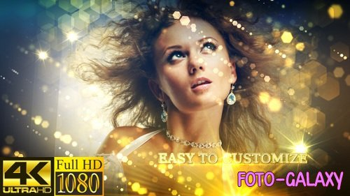 Fashion Glitters Promo - Project for After Effects (Videohive)