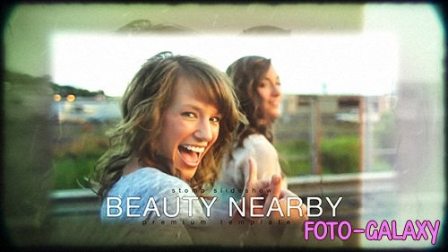 Stomp Beauty Nearby - Project for After Effects (Videohive)