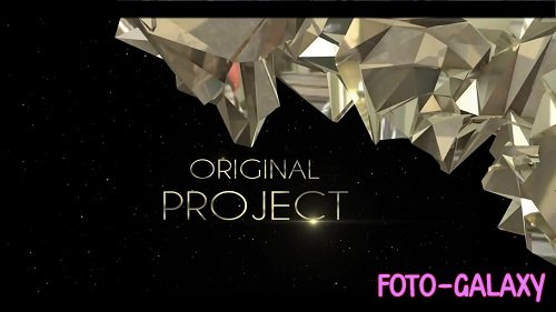 Titles Gold & Black 91050 - After Effects Templates