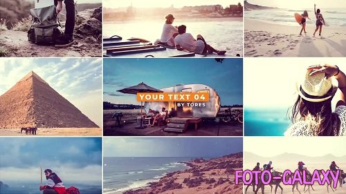 Travel Slideshow 90575 - After Effects Templates