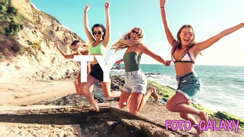Summer Stomp Opener 90572 - After Effects Templates