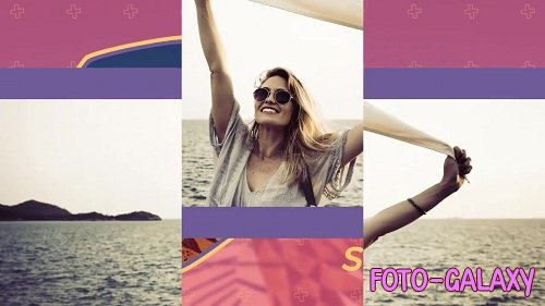 Colorful Slideshow 7V - After Effects Templates