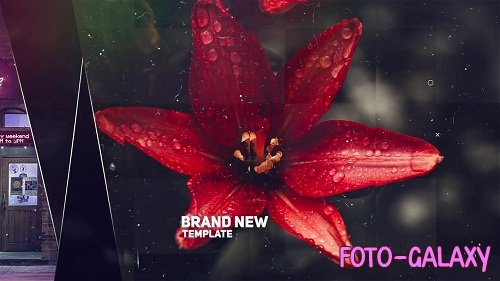 Cinematic Slideshow 99120 - After Effects Templates