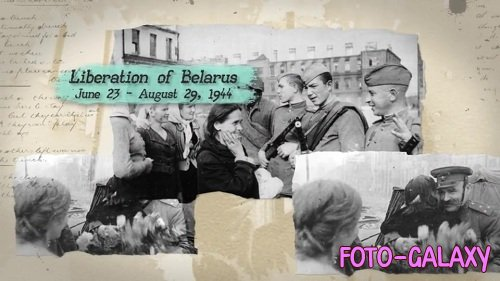 History Slideshow 95119 - After Effects Templates