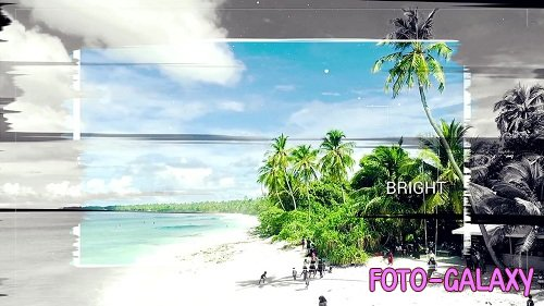 Brush Summer Opener 99390 - After Effects Templates