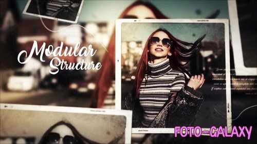 Photo Video Gallery Slideshow 99530 - After Effects Templates