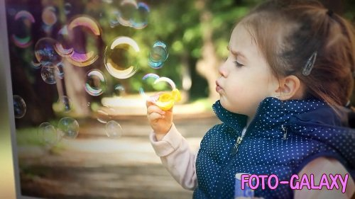 Slideshow Light Leaks 107894 - After Effects Templates