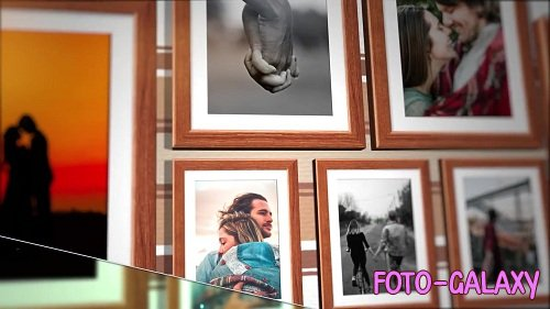 Frame Slideshow 94766 - After Effects Templates