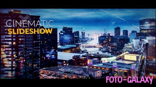 Amazing Cinematic Slideshow 90964 - After Effects Templates