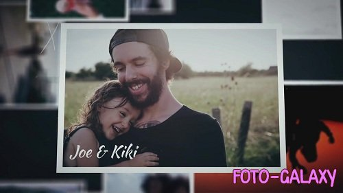 Slideshow Story 109675 - After Effects Templates