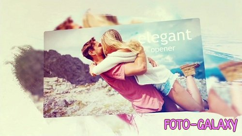 Clean Photo Slideshow 110941 - After Effects Templates