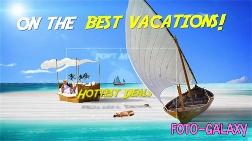 Travel Agency Commercial 090961911 - After Effects Templates