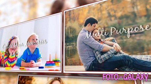 Universal Photo Slideshow 095469651 - After Effects Templates