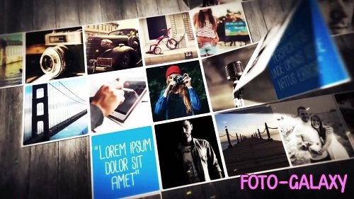 Folding Unfolding Creative Slideshow 114940 - After Effects Templates