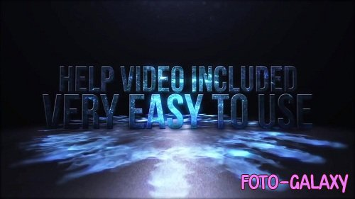 Promo Titles Intro - After Effects Templates