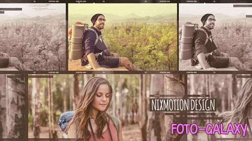 Travel Slideshow 96588 - After Effects Templates