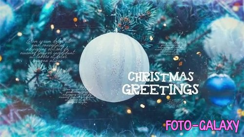 CHRISTMAS SLIDESHOW 083392722 - After Effects Templates