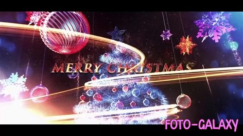 Christmas Intro 094658880 - After Effects Templates