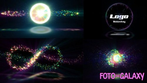 Particle Explosion Logo Reveal 111043 - After Effects Templates