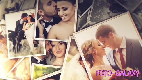 Wedding Slideshow v2 - After Effects Templates