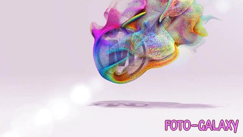 Particles Logo 2 112473 - After Effects Templates