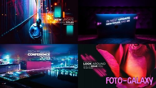 Big Glitch Titles 126249 - After Effects Templates
