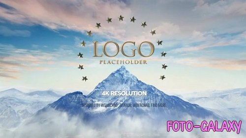 Mountain Film Logo 2 With 4K Resolution 095838718 - After Effects Templates