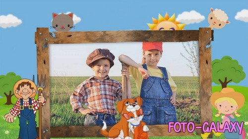 Проект ProShow Producer - On the Farm
