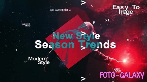 Aggressive Opener 116520 - After Effects Templates