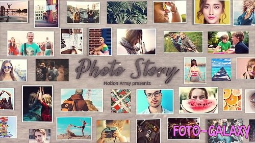 Photo Story 104180 - After Effects Templates