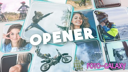 Opener 132252 - After Effects Templates
