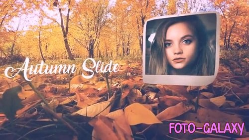 Autumn Slide 098605079 - After Effects Templates