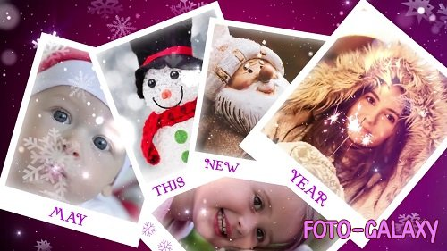 Christmas Slideshow 149361 - After Effects Templates