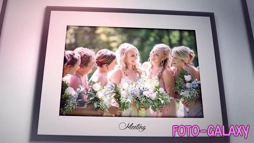 Photos On The Wall - Our Wedding Day 135539 - After Effects Templates