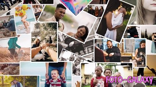 Photo Slide Show 138905 - After Effects Templates