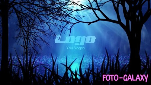 Magic Forest Logo Reveal 138644 -  After Effects Templates