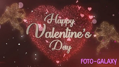 Valentines Day Title 165276 - After Effects Templates