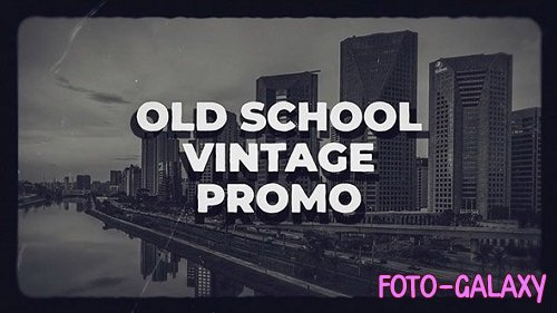 Old School Vintage Film 166997 - After Effects Templates